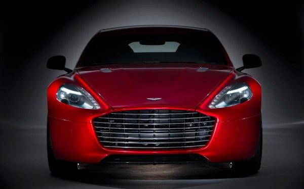 Galeri: Yeni (2013) Aston Martin Rapide S