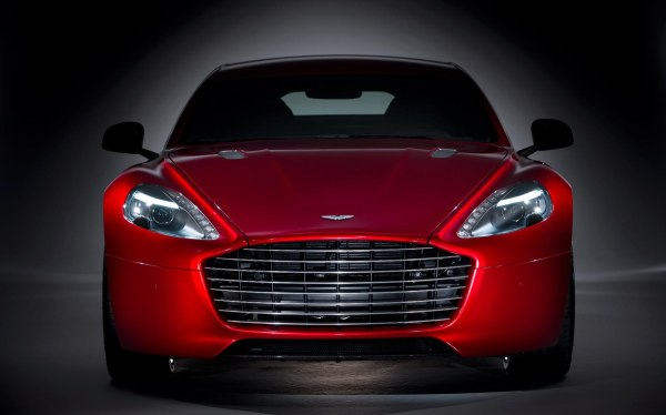 Yeni (2013) Aston Martin Rapide S