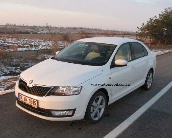 video test skoda rapid 1 6 tdi cr 105 hp otomobil. Black Bedroom Furniture Sets. Home Design Ideas