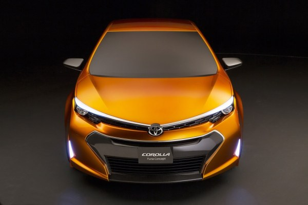 Video: Toyota Corolla Furia Concept