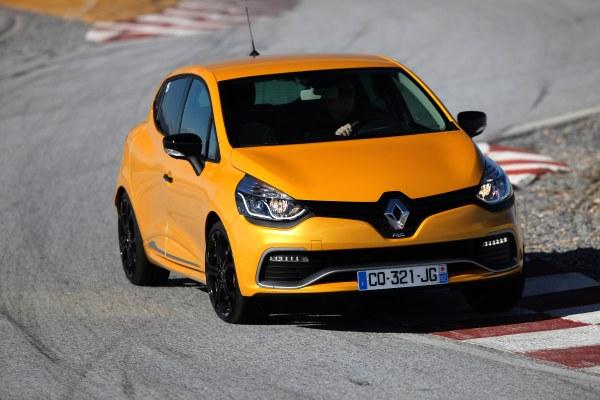 İlk sürüş / test: Yeni 2013 Renault Clio R.S. 200 EDC