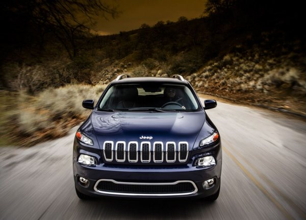 Yeni (2014) Jeep Cherokee hazır