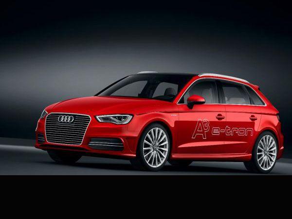 Audi A3 e-tron Cenevre'de tanıtılacak