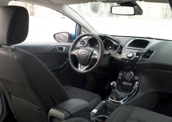 İlk sürüş-test: yeni yüzlü ford fiesta 1.5 tdci 75 hp - otomobil