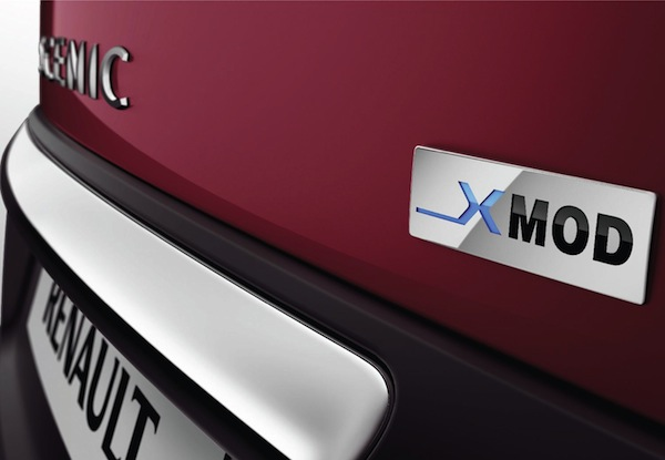Galeri: Renault Scenic XMOD