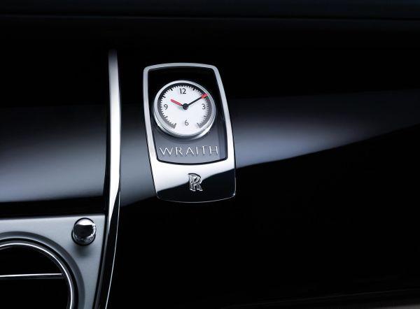 Rolls-Royce Wraith yüzünü gösterdi