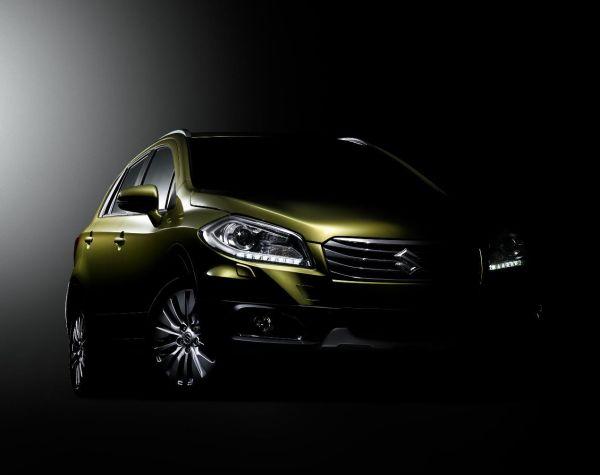 Suzuki Cenevre'de yeni crossover tanıtacak