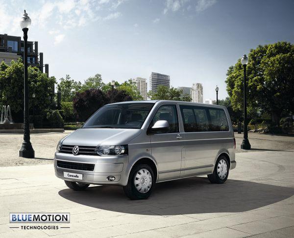 Volkswagen Caravelle 2.0 TDI BlueMotion satışa sunuldu
