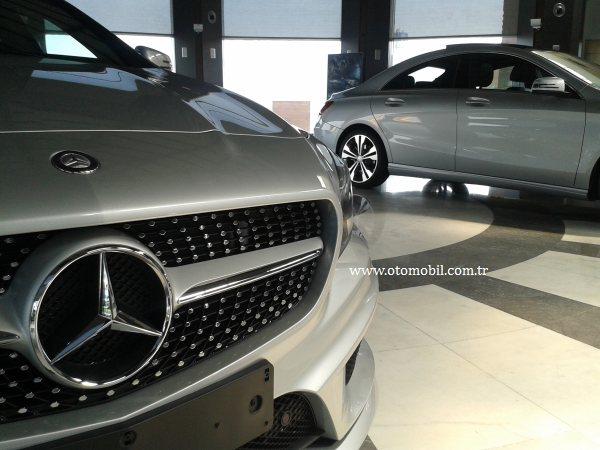 Mercedes-Benz CLA Mayıs'ta Türkiye'de