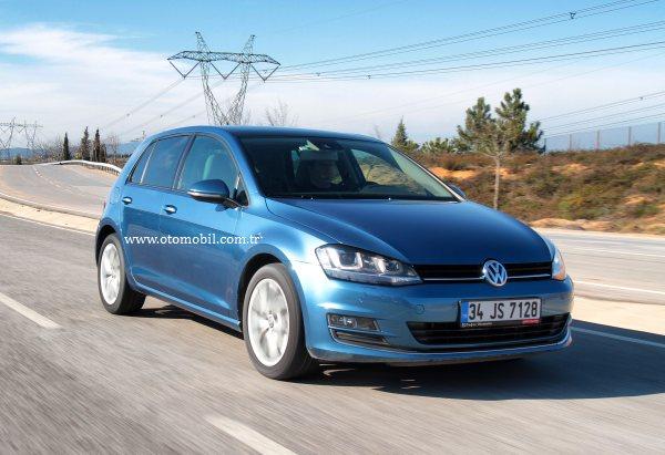 Video test: Yeni (2013) VW Golf 1.6 TDI DSG
