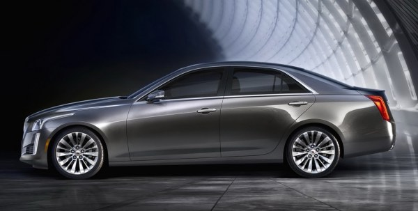 Video: Yeni (2014) Cadillac CTS