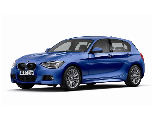 BMW 1 Serisi Special Edition modelleri bayilerde