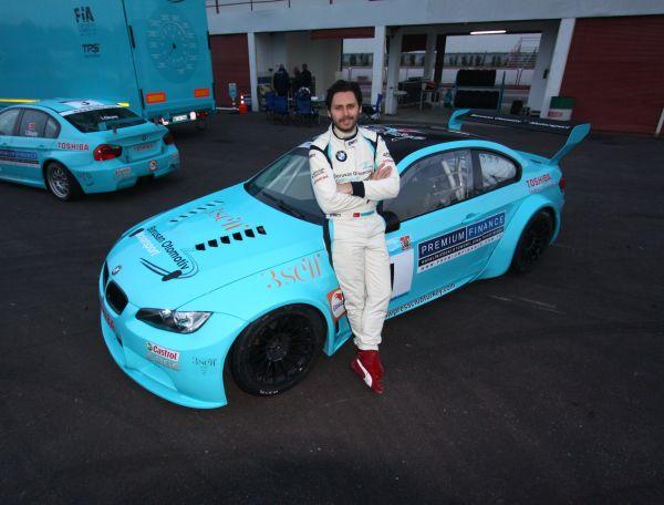 Can Artam Borusan Otomotiv Motorsport takım pilotu oldu