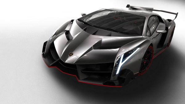 Lamborghini Veneno, Cenevre Otomobil Fuarı 2013'te