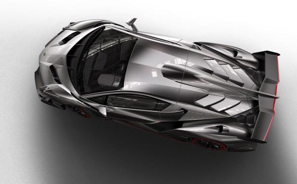 Video: Lamborghini Veneno // Cenevre Otomobil Fuarı 2013