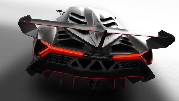 Galeri: Lamborghini Veneno