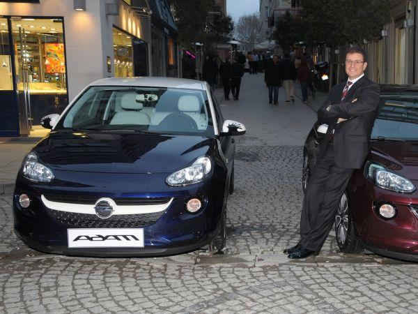 Opel Adam 39.000 TL fiyatla satışa sunuldu
