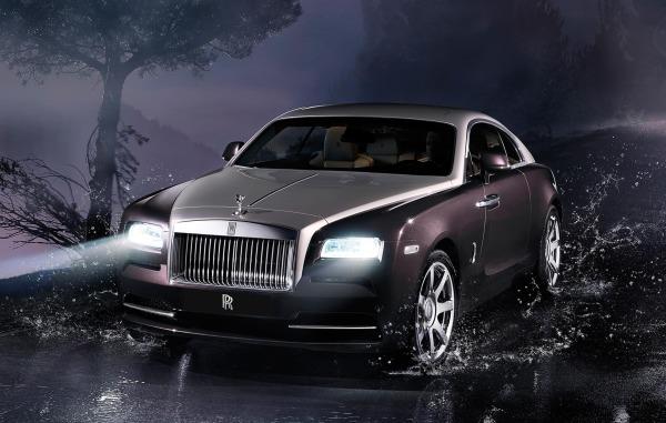 Galeri: 2013 Rolls-Royce Wraith