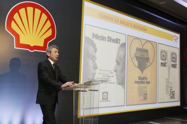 Shell Türkiye 90'ıncı yılını kutluyor