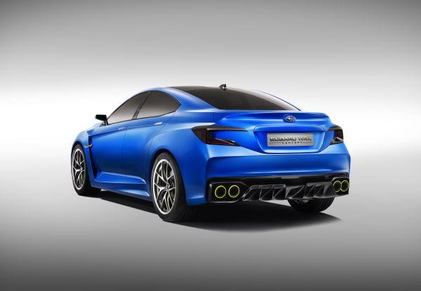 Galeri: Subaru WRX Concept 2013 New York Auto Show