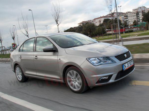 Sürüş izlenimi-Test: Yeni 2013 Seat Toledo 1.6 TDI Style
