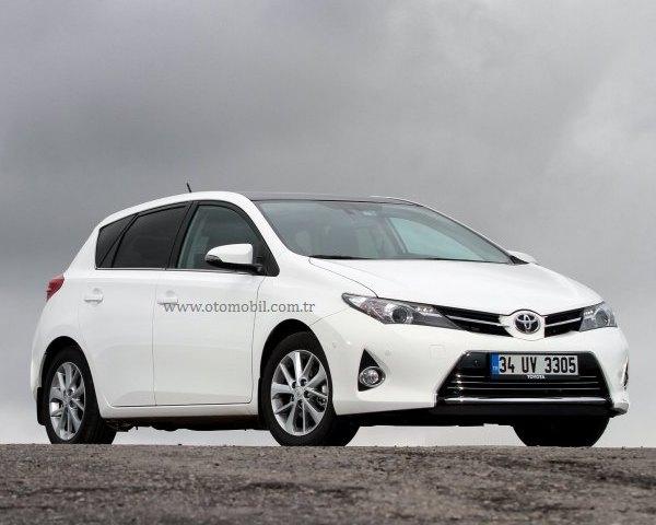video test: yeni (2013) toyota auris 1.6 multidrive s - otomobil