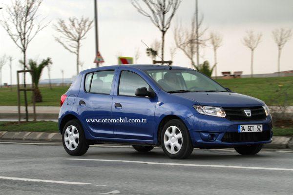 Video test: Yeni (2013) Dacia Sandero 1.5 dCi 75 HP