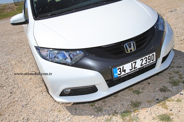 İlk sürüş – test: Honda Civic HB 1.6 i-DTEC dizel