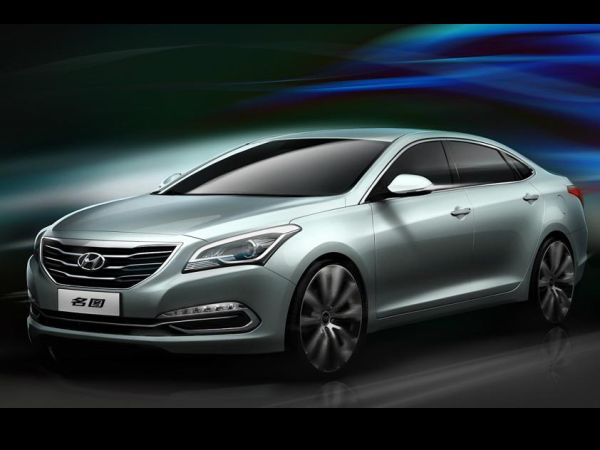 Hyundai Mistra Concept yüzünü gösterdi