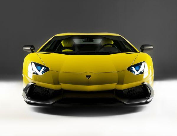 Lamborghini Aventador LP 720-4 50° Anniversario 100 adet üretilecek
