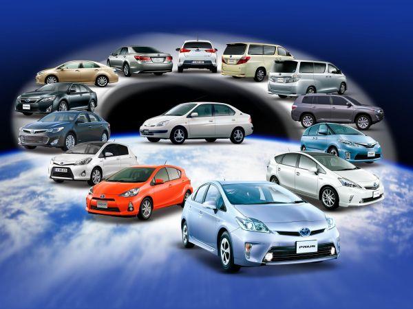 Toyota ve Lexus hibrid otomobil sayısı 5 milyon
