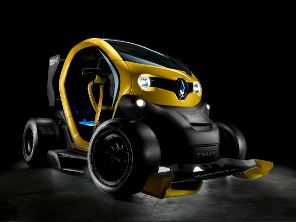 Twizy Renault Sport F1 Barcelona'da tanıtılacak