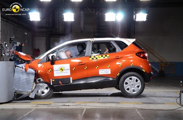 Yeni Dacia Sandero 2013 Euro NCAP / video