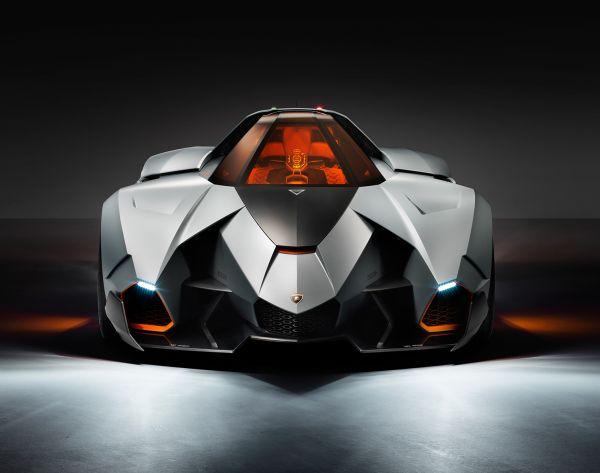 Lamborghini Egoista Concept yüzünü gösterdi