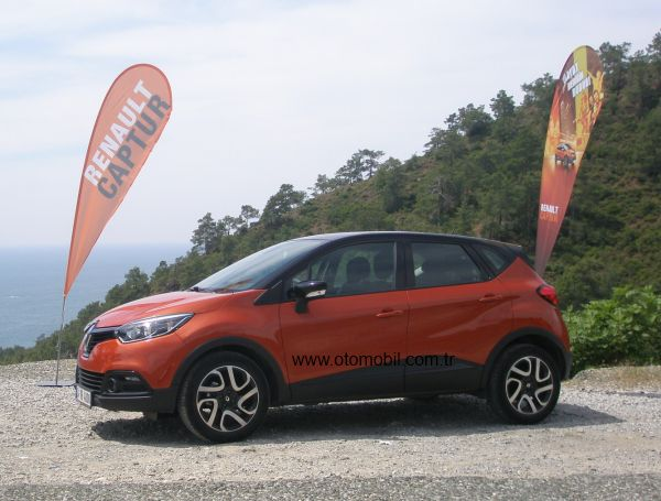 İlk sürüş-Test: Renault Captur 1.2 Turbo EDC 120 HP