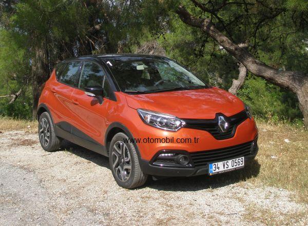 Renault Captur fiyatları açıklandı