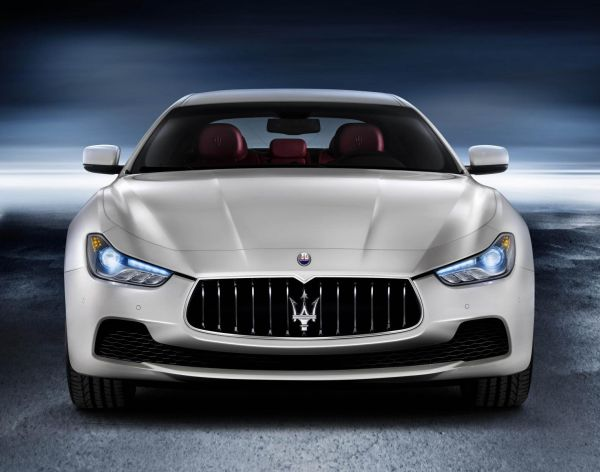 Galeri: Yeni Maserati Ghibli 2013