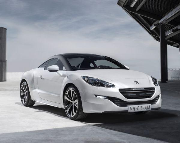 Yeni yüzlü Peugeot RCZ 2013 31.900 Euro fiyatla bayilerde