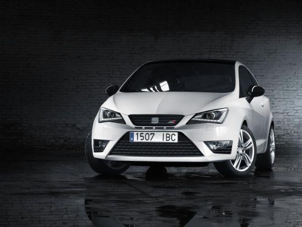 Yeni yüzlü Seat Ibiza Cupra satışa sunuldu