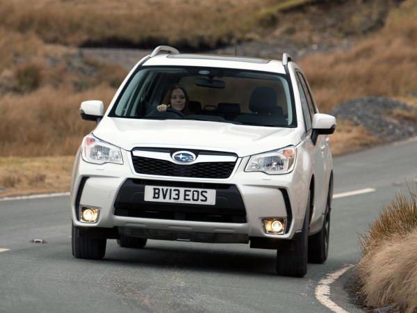 Yeni Subaru Forester 2013 Türkiye fiyatları açıklandı
