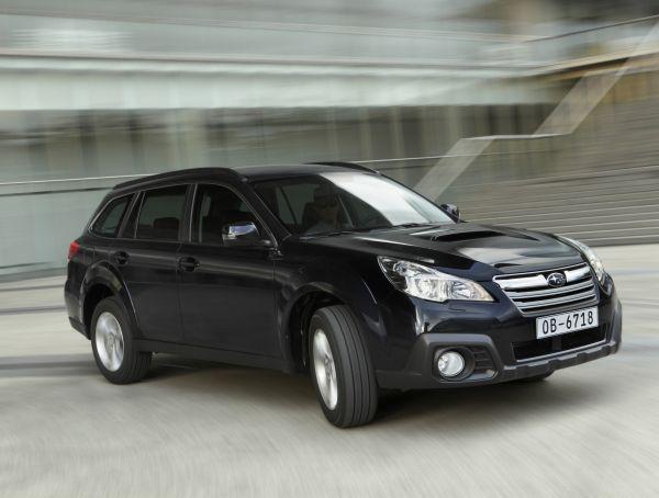 Yeni yüzlü Subaru Outback dizel otomatik seçeneğine kavuştu