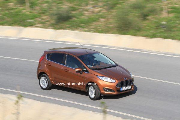 Video test: Yeni (2013) Ford Fiesta 1.6i 105 HP PowerShift