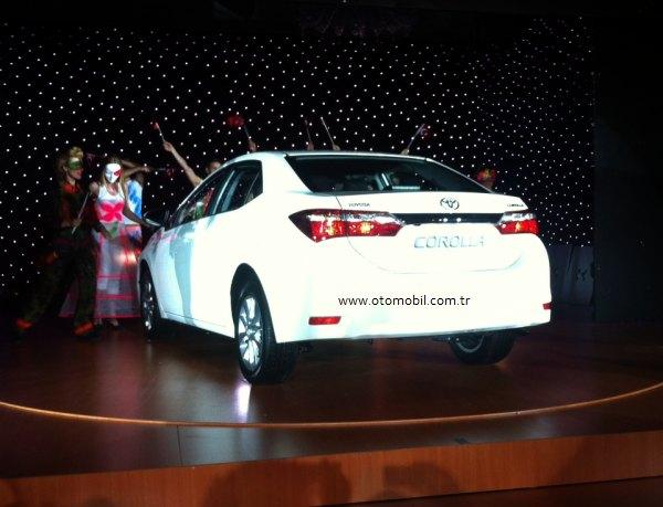Yeni Toyota Corolla 2013 Temmuz'da satışta - Otomobil
