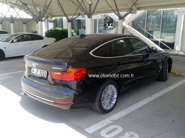 BMW 320d GT (Gran Turismo) 58.200 Euro fiyatla satışa sunuldu