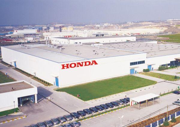 Honda Türkiye fabrikası kendi enerjisini üretiyor