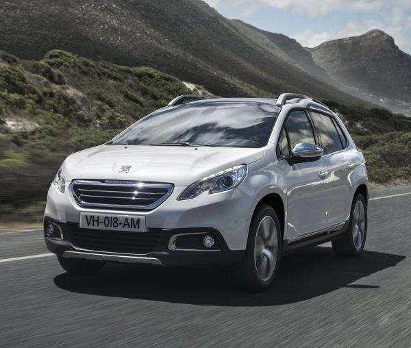 Peugeot 2008'in üretim adedi arttırılıyor