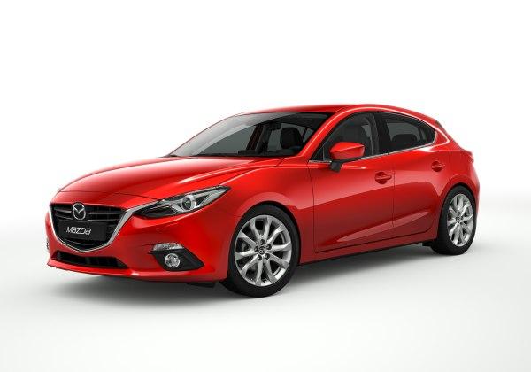 Yeni Mazda3 2014 tanıtıldı