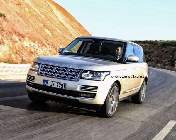 Video test: Yeni Range Rover TDV6 2013