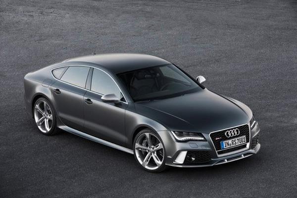Audi RS7 Sportback satışa sunuldu