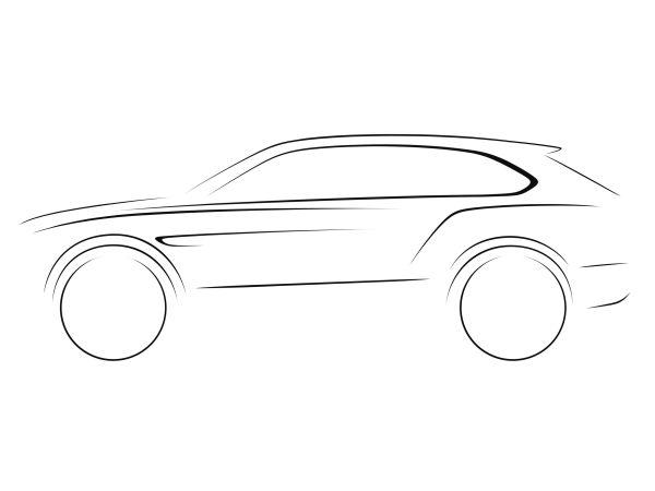 Bentley'nin SUV modeli 2016'da satışa sunulacak